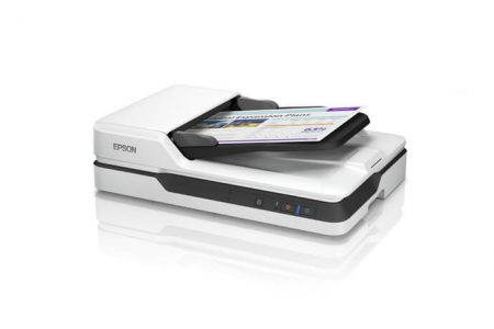 Epson DS-1630 Color Scanner with ADF