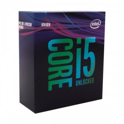 Intel® Core™ i5 9600K 9th Gen Processor