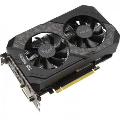 ASUS TUF Gaming GeForce GTX 1660 OC Edition 6GB Graphics Memory