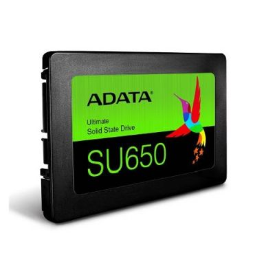 ADATA SU650 480GB 2.5 inch SATA SSD best price in Bangladesh