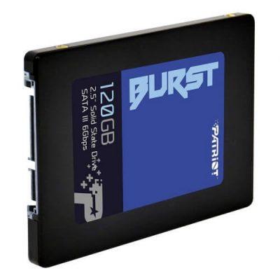 PATRIOT BURST 120GB 2.5 inch SATA SSD best price in Bangladesh