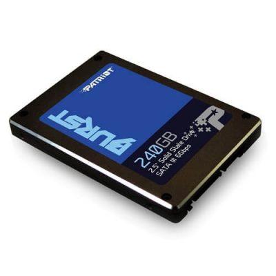 PATRIOT BURST 240GB 2.5 inch SATA SSD best price in Bangladesh