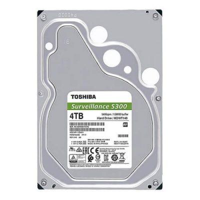 TOSHIBA 4TB Surveillance HDD
