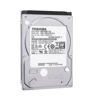 Toshiba 1TB 2.5 inch HDD best price in Bangladesh