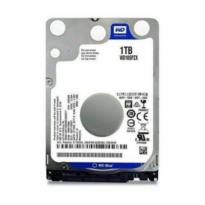 Western Digital 1TB 2.5 inch HDD best price in Bangladesh
