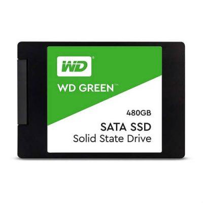 Western Digital Green 480GB 2.5 inch SSD price in BD